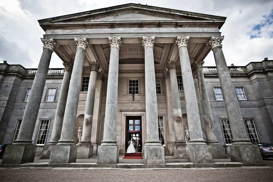 Whose House Our House >> Wynyard Hall Wedding Photography - Philip Ryott Photography